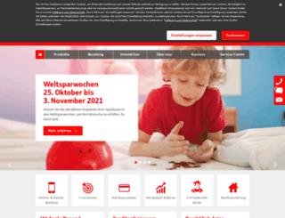 sparkasse-hochschwarzwald.de screenshot