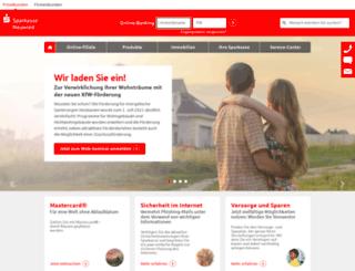sparkasse-neuwied.de screenshot