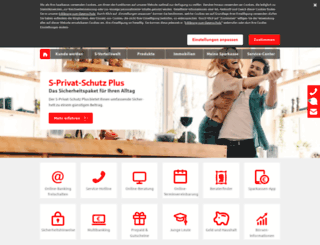 sparkasse-ruegen.de screenshot
