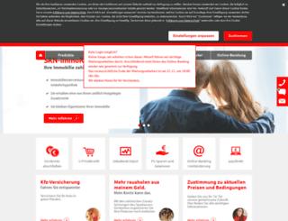 sparkasse.net screenshot