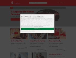 sparkassen-leasing.de screenshot