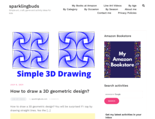 sparklingbuds.blogspot.com screenshot