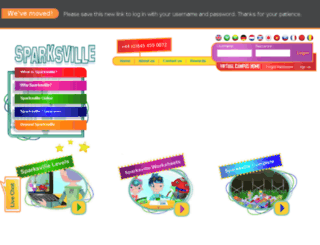 sparksville.net screenshot