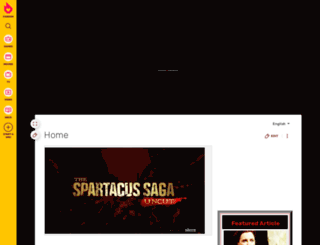 spartacus.wikia.com screenshot