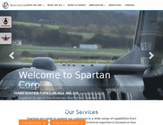 spartanthought.com screenshot