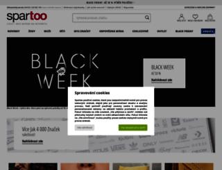 spartoo.cz screenshot