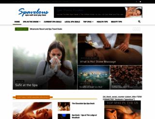 spavelous.com screenshot