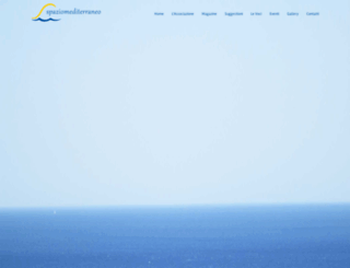 spaziomediterraneo.com screenshot