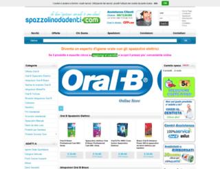 spazzolinodadenti.com screenshot