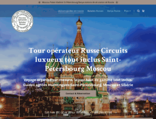 spb-russia.com screenshot