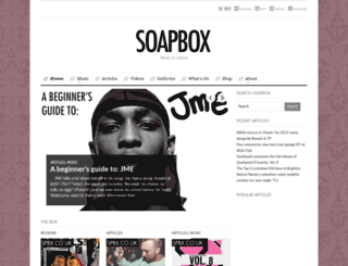 spbx.co.uk screenshot