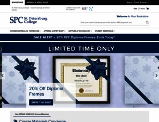 spcollege.bncollege.com screenshot