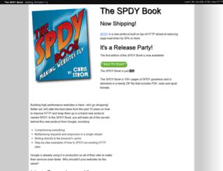 spdybook.com screenshot