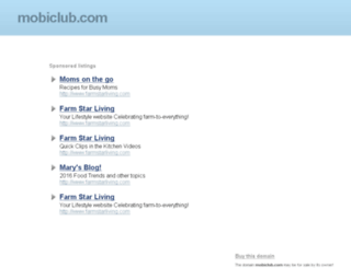 speakasiaonline.mobiclub.com screenshot
