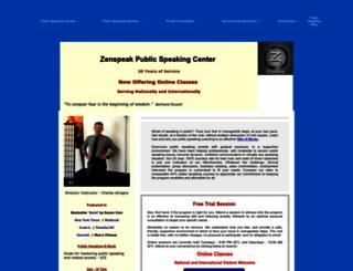 speakeeezi.com screenshot