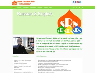 speakrussiannow.com screenshot