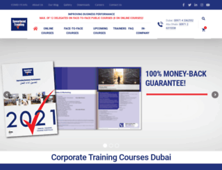 spearhead-training.com screenshot