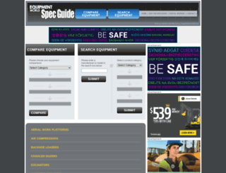 specguideonline.com screenshot