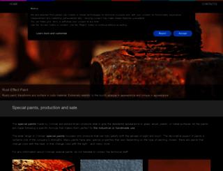 special-paints.com screenshot