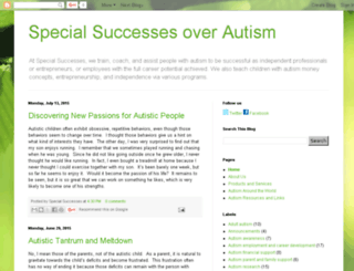 special-successes.blogspot.com screenshot