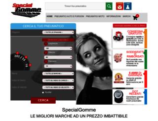 specialgomme.com screenshot