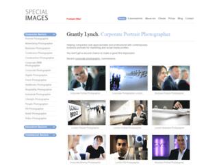 specialimages.co.uk screenshot