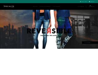specialitafitness.com.br screenshot