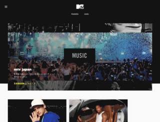 specials.mtvjapan.com screenshot