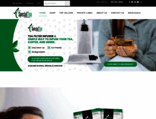 specialteacompany.com screenshot