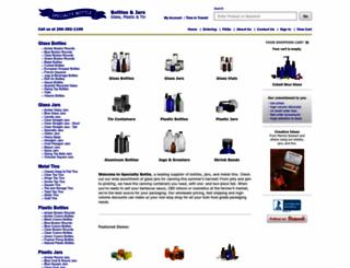 specialtybottle.com screenshot