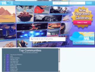 specs.yuku.com screenshot