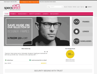 specsdirect.ca screenshot