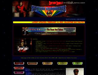 spectrum-headquarters.com screenshot