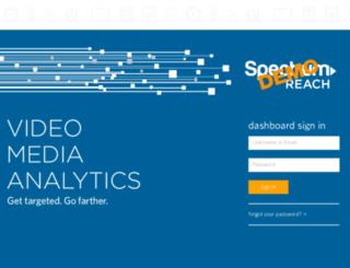 spectrumdemo.brandcdn.com screenshot