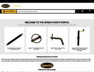speeco.com screenshot
