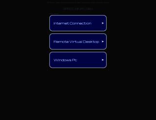 speed-up-pc.org screenshot