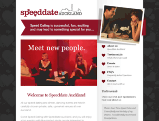 Job speed dating event