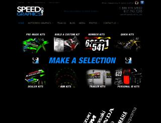 speedgraffix.com screenshot