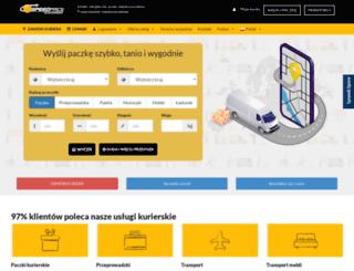 speedpack.com.pl screenshot