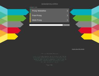 speedproxy.online screenshot