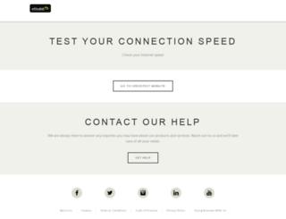 speedtest.etisalat.ae screenshot