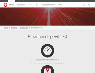 speedtest.telstraclear.co.nz screenshot