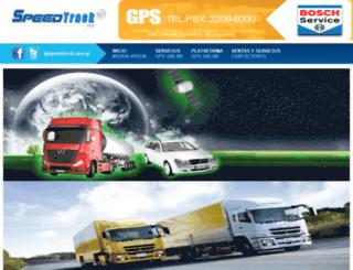 speedtrack.com.gt screenshot