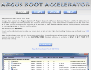 speedupboottime.com screenshot