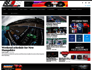 speedwaymedia.com screenshot