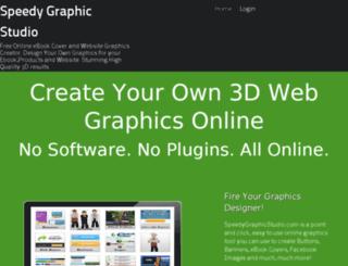 speedygraphicstudio.com screenshot