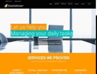 speedylancer.com screenshot