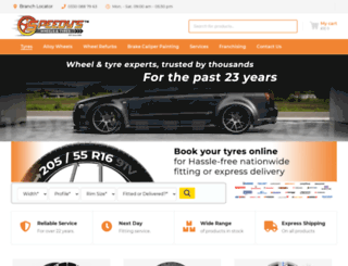 speedyswheels.co.uk screenshot