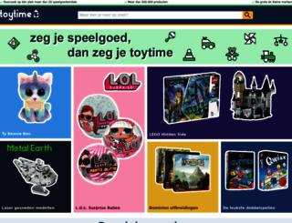 speelgoedbaai.nl screenshot
