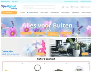 speelgoedwebwinkel.com screenshot